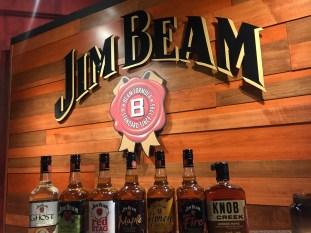 Jim Beam American Stillhouse tasting