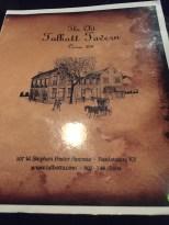 The Old Talbott Tavern in Bardstown, Kentucky