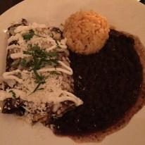 Carne Enchiladas at MXDC Cocina Mexicana