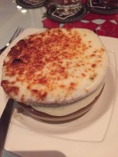 French Onion Soup at Martin's Tavern