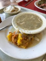Chicken and Dumplings at Arnold's Country Kitchen