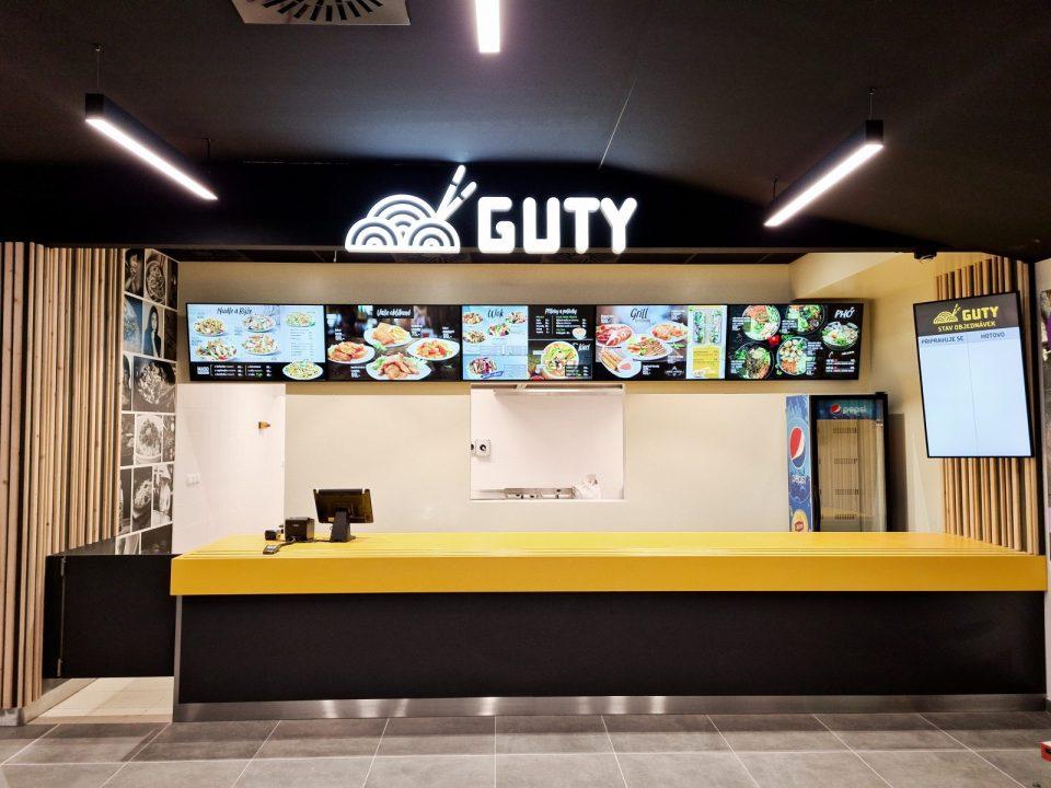OrderingStack GUTY case study