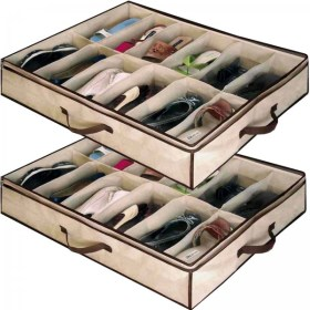 SHOE ORGANIZER ORIGINAL 12 POCKET