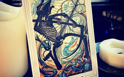 Death Tarot Card Meaning