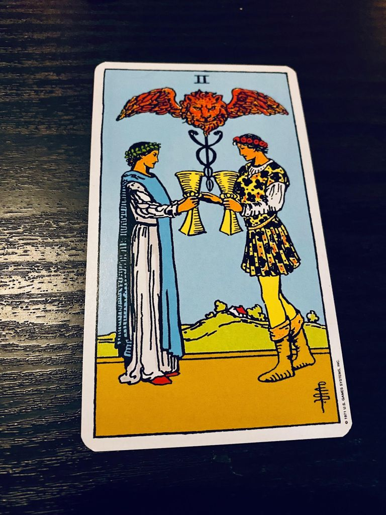 two of cups rws