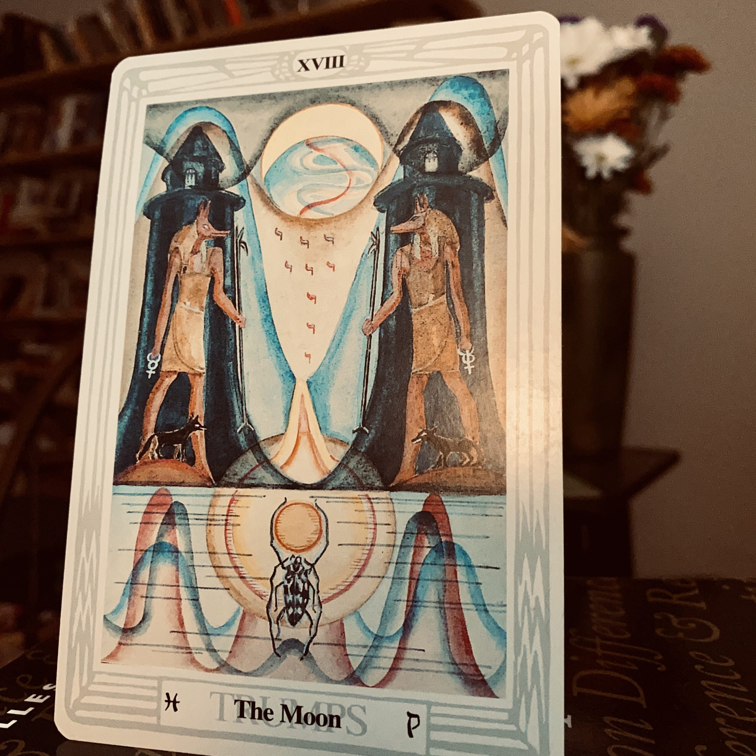 thoth the moon