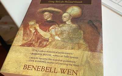 Some thoughts on Benebell Wen's Critique of Fortune-telling in Holistic Tarot