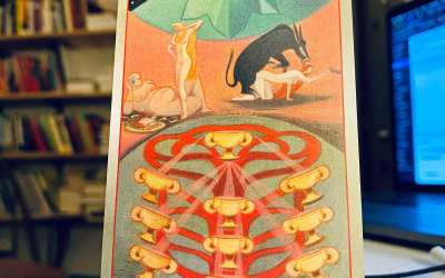 Liber T Tarot 10 of Cups
