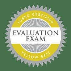 IASSC Yellow Belt Evaluation Exam