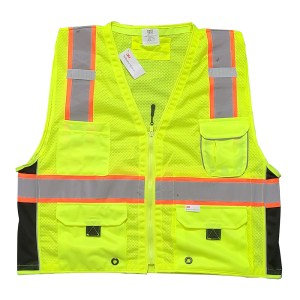 IPAD, ZIP SURVEYOR'S MESH VEST