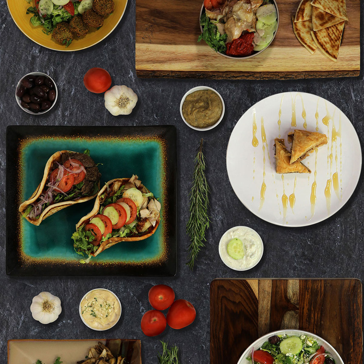 Los Angeles Resturants Web Design and Photography