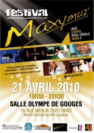 festivall Maxymuz'