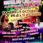 Soirée Nostalgie live party