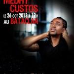 Medhy Custos - Bataclan
