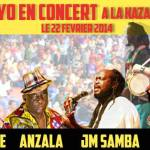 Akiyo - concert à Lakaza