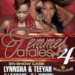 Lynnsha & Teeyah - Palacio - femmes Fatales 4