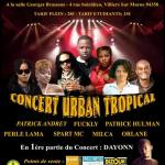 Concert Urban Tropical