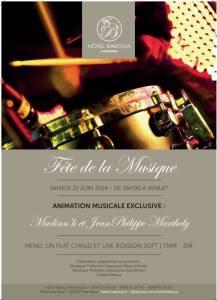 Fete de la Musique - Hotel Bakoua -Trois-Ilets