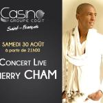 Thierry Cham - Casino St François