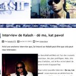Kalash-Interview
