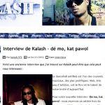 Kalash-Interview