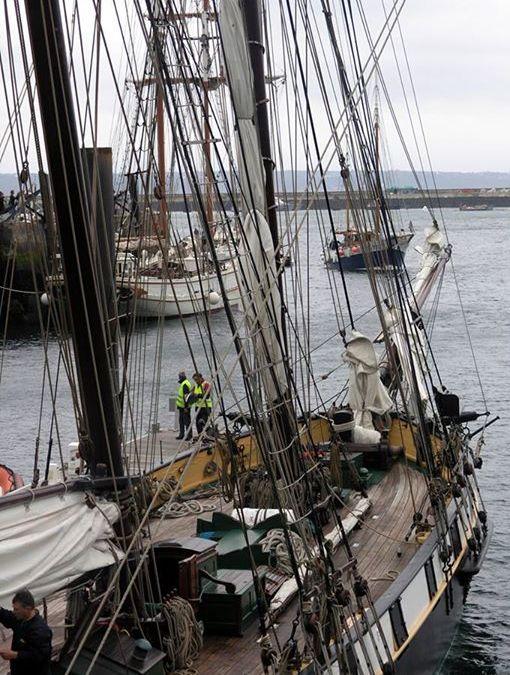 L'esclave du Ponant – Retour au port d'attache