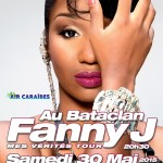 Fanny J - Mes Vérités Tour