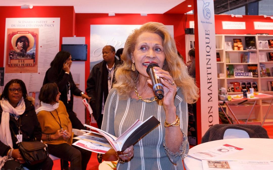 Suzanne Dracius, la mulâtresse calazaza gréco-latine