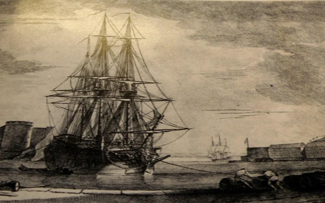 L'esclave du Ponant – Le complot