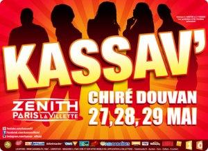 Kassav-Chire Douvan