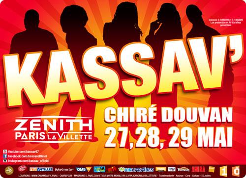 Kassav, le dernier Zenith