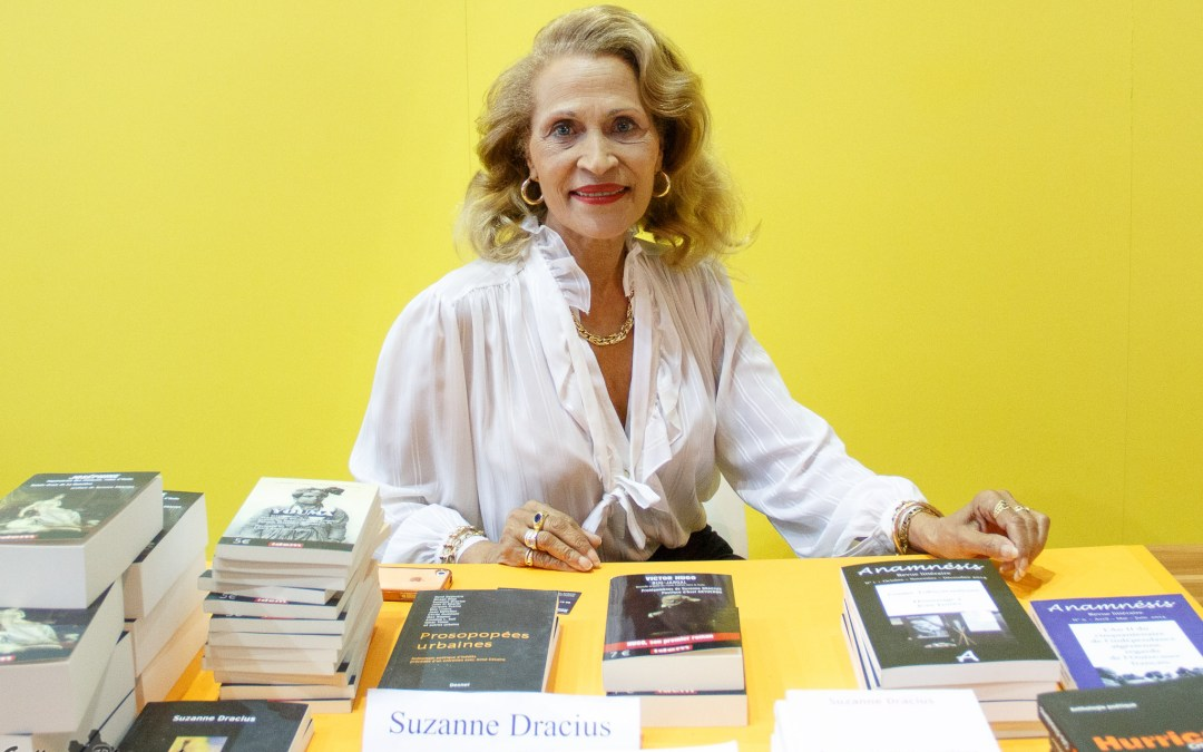 Festival du livre romantique – Suzanne Dracius
