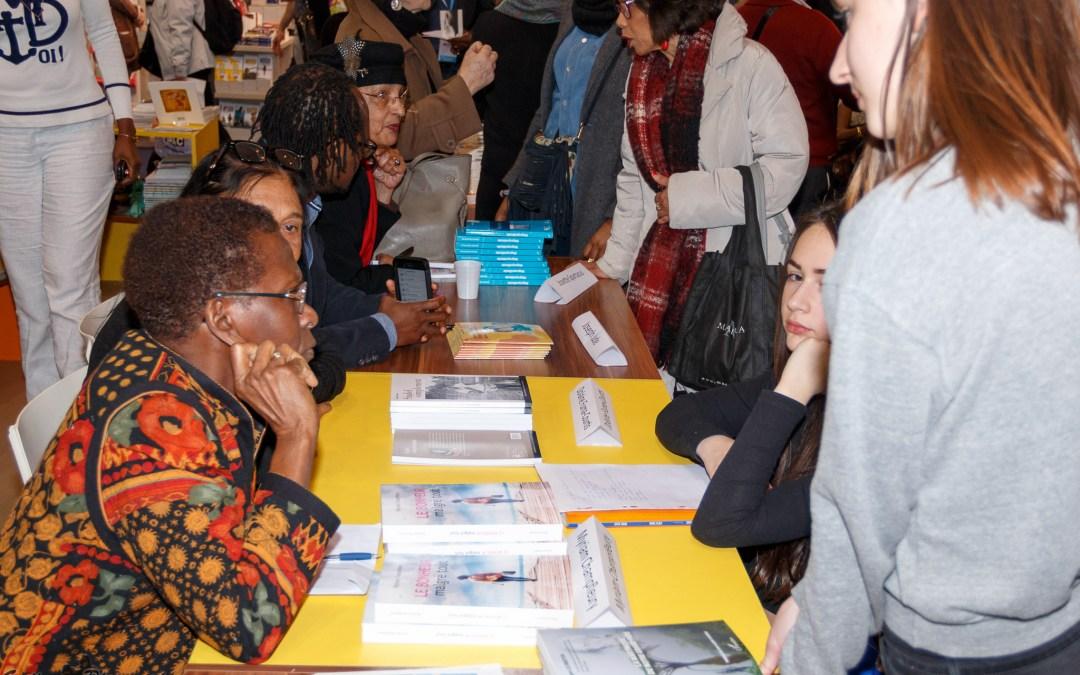 Visite du 36eme édition du Salon du Livre de Paris