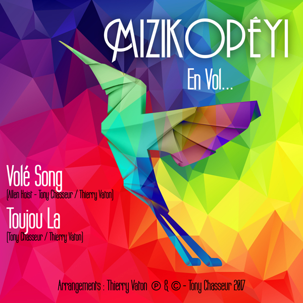 MIZIKOPEYI En Vol… le single enfin disponible