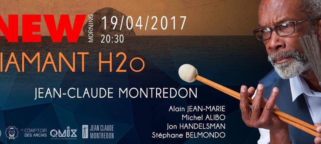 Jean Claude Montredon – 50 ans de carrière et 1er album