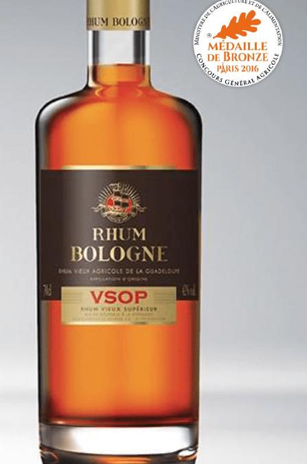 Gastronomie – Rhum BOLOGNE VSOP