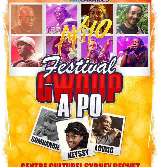 Grigny – Festival GWOUP A PO