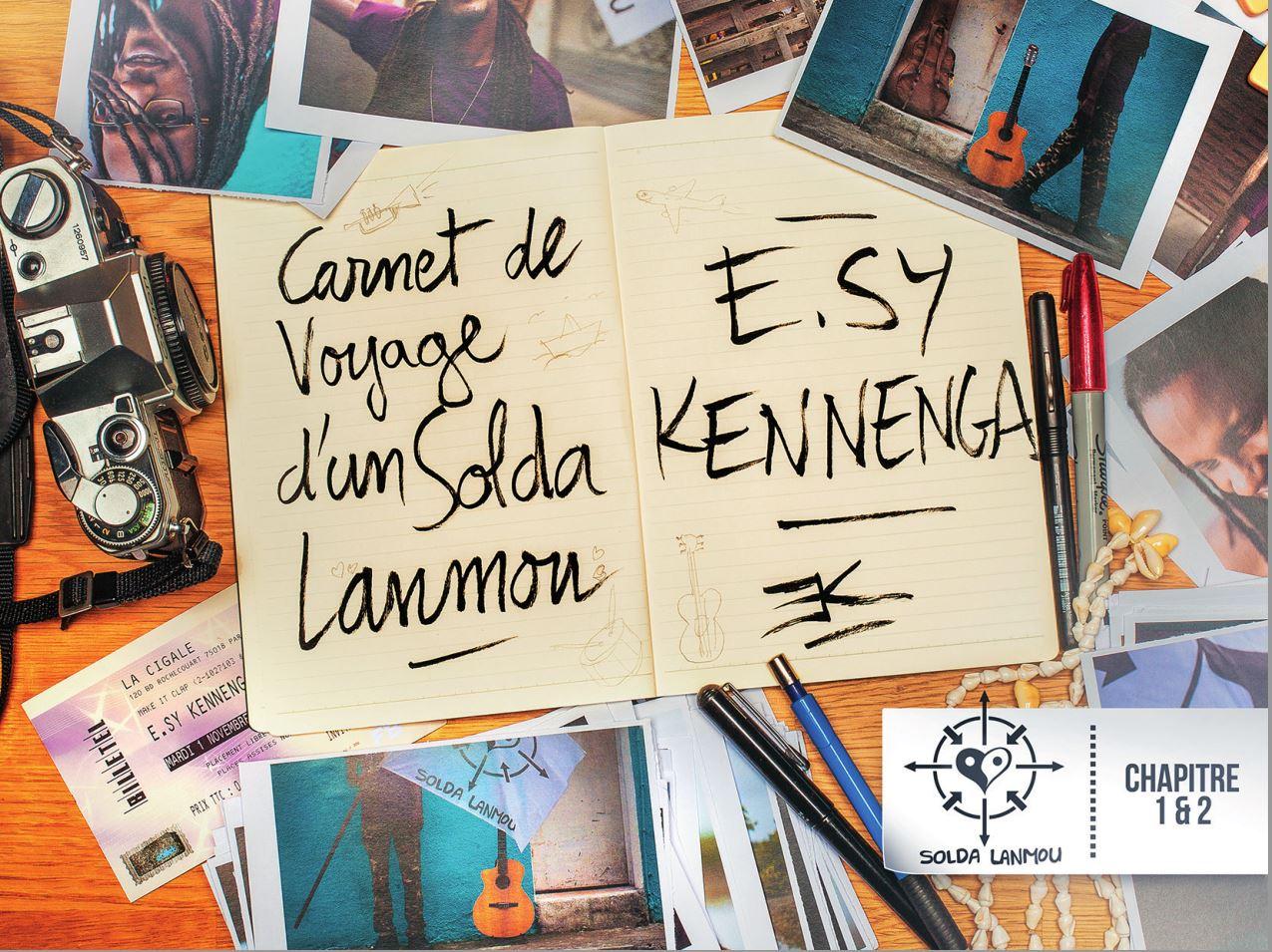 Favori Album – E.sy Kennenga – Carnet de Voyage d'un Solda Lanmou  PL42