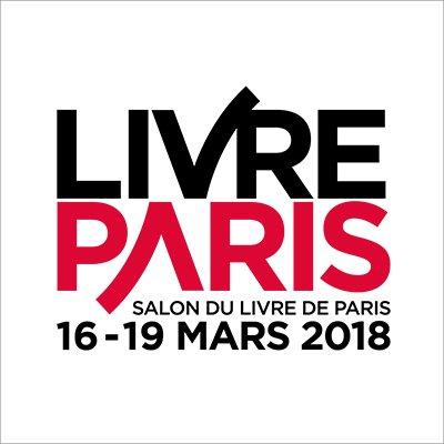 Salon – Livre Paris 2018