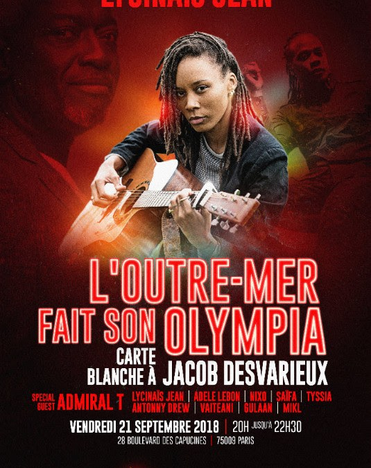 Concert – L'Outre-mer fait son Olympia