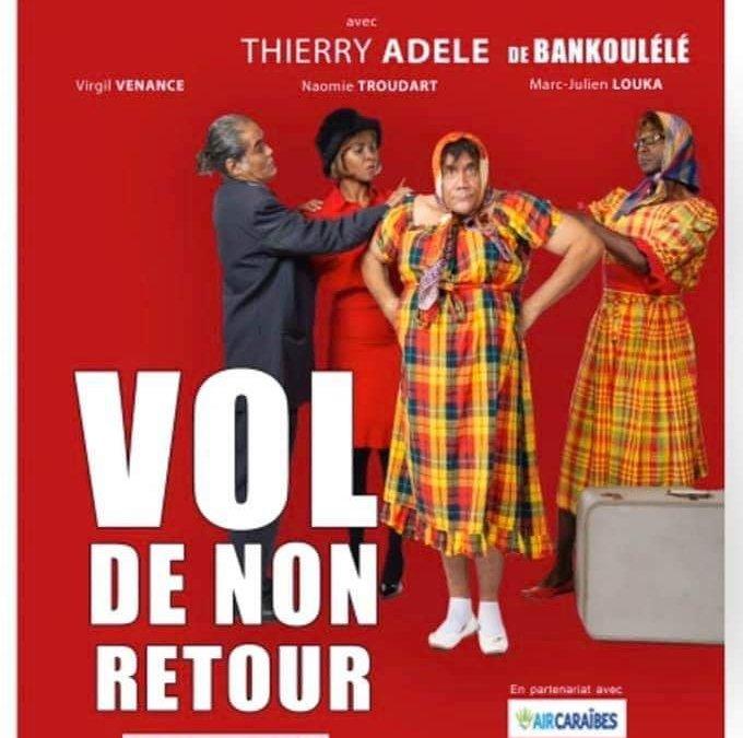Théâtre – Vol de non retour