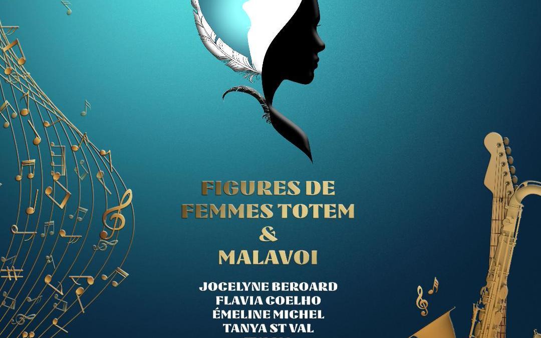 Concert – Figures de Femmes ToTeM des Outre-mer & Malavoi