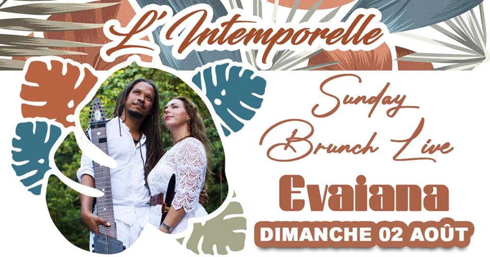 Concert – Evaïana