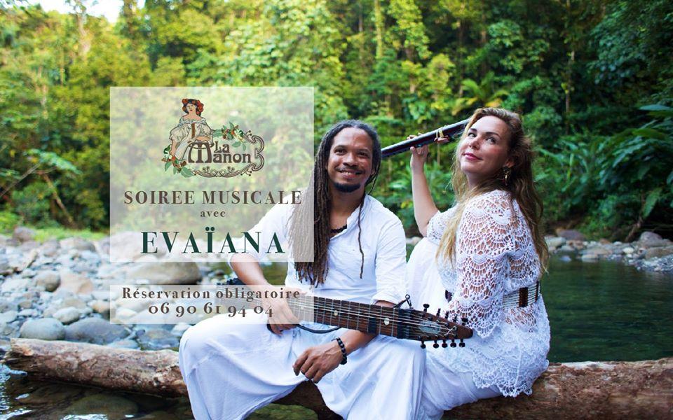 Concert – Evaïana à Pointe-Noire