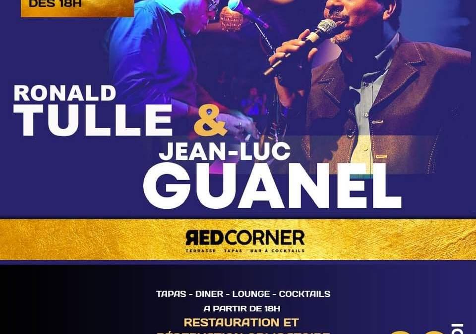 Concert – Ronald Tulle et Jean-Luc Guanel au Red Corner