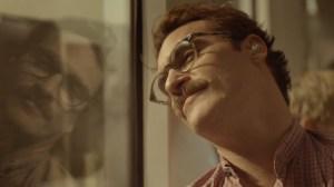 Joaquin Phoenix i Spike Jonzes Her.