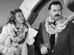 Gellhorn og Hemingway i 1941. Foto: Hulton Archive/Getty Images