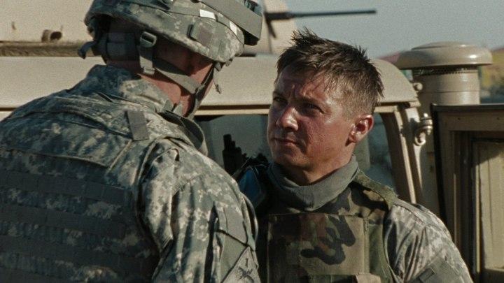 The Hurt Locker er et eksempel på en alternativ, amerikansk fortælling om krig. (The Hurt Locker (2009) Foto: Nordisk Film)
