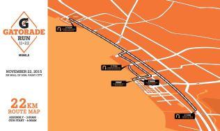 22KM-route