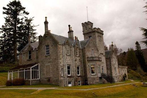 The Scottish Castle